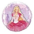 20in Barbie Dancing Princess Balloon