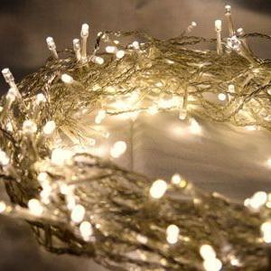 20m 200LEDs String Fairy Lights - Warm White