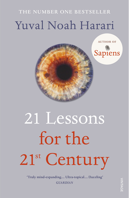 21 Lessons for the 21st Century (PRE-ORDER ONLY)