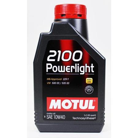 2100 Power Light 10W40 - 1ltr