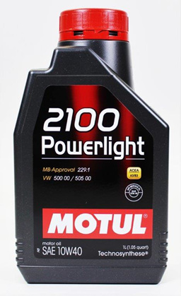 2100 Power Light 10W40 - 1ltr