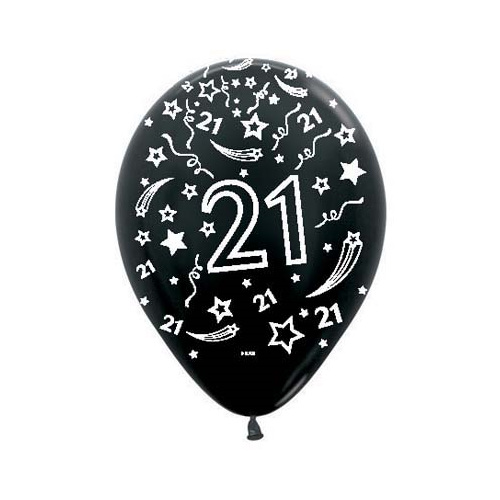 This Auction Is For 8 X 21st Birthday Balloons These Come In Green Blue Bright Red Yellow Redclear Orange