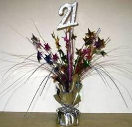 21st Birthday Party Range