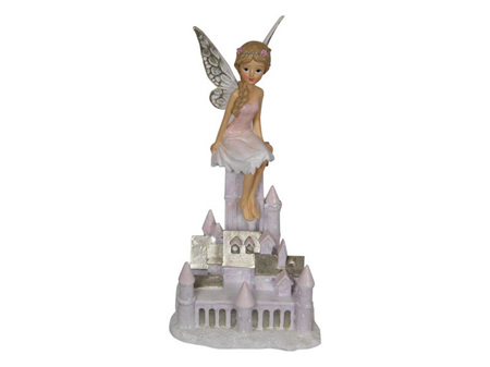 22cm Fairy Princess on Castle