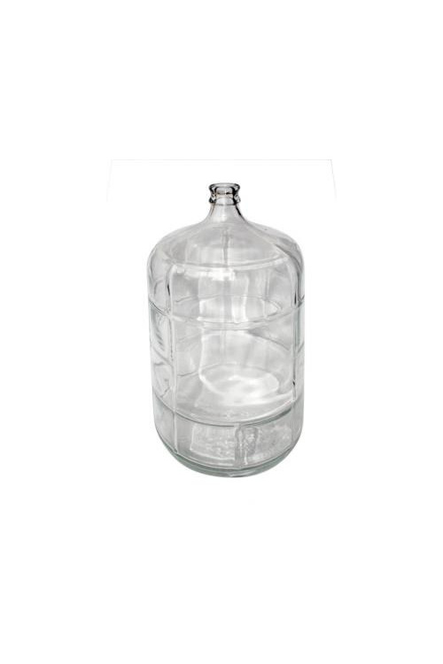 23 litre glass carboy