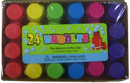 24 Pack Bubbles
