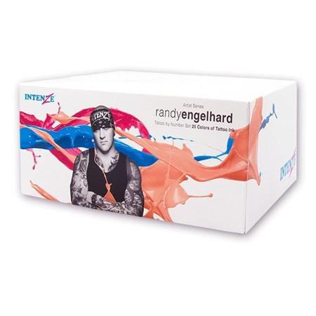 25 Randy Engelhard Intenze 1oz Color Ink Set