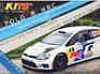 Belkits 1/24 Volkswagen Polo R WRC