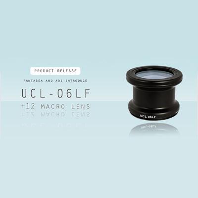 26 January 2017: Fantasea & AOI introduce +12 Diopter Wet Macro Lens