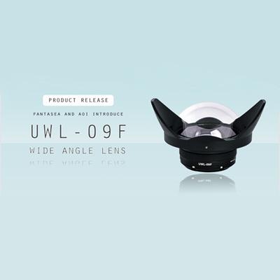 26 January 2017: Fantasea & AOI introduce Wet Wide Angle Lens
