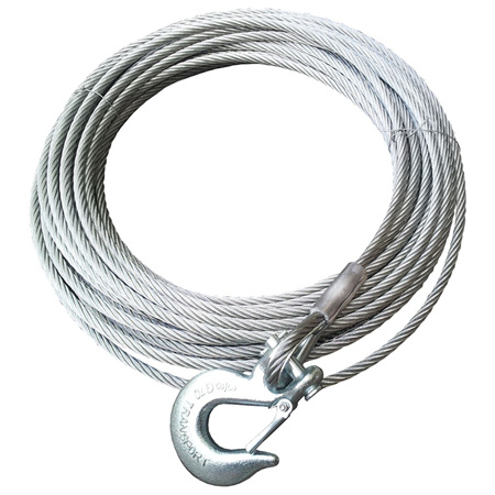 26.5M x 9.2MM Steel Cable