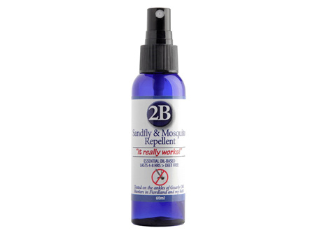 2B NATURAL INSECT REPELLENT SPRAY 60ML