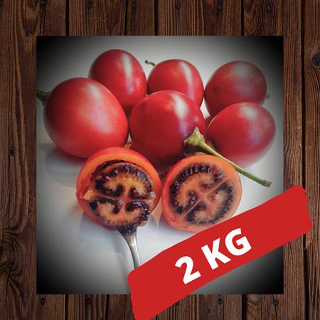 2kg box of orchard fresh tamarillos