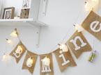 2m 20 Unicorn Battery Powered Fairy Lights - Warm White
