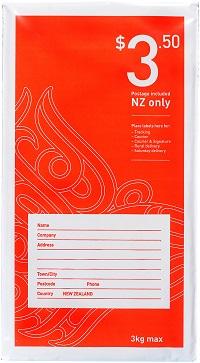 $3.50 NZ prepaid bag - size 1