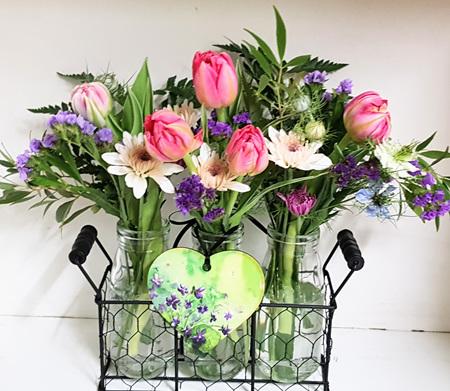 3 Jars Tulip Lover