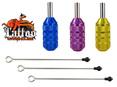 3 x Cartridge Grip with Tube + 9 x Needle Bar