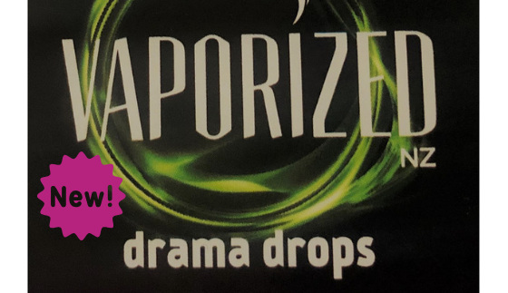 Vaporized Nz Drama Drops