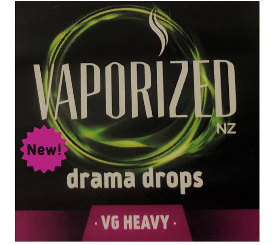 Vaporized Nz Drama Drops