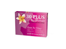 30 Plus NuWoman (60 tabs)