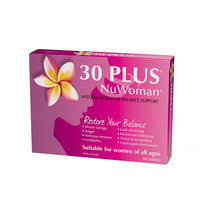 30 Plus NuWoman (60 tabs)