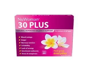 30 PLUS NuWoman Hormone Bal. 60tab