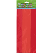 30 x Red Cello Bags