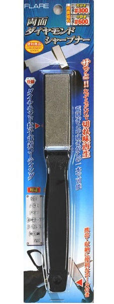300/600 TopMan Double sided diamond sharpener 30/60 micron