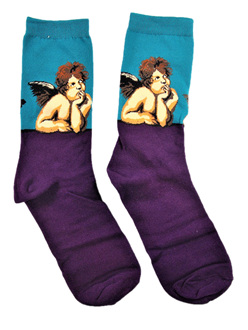 Art Socks: Raphael Angel