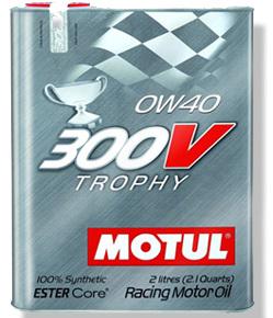 300V Trophy 0W50 - 2ltr