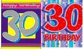30th Birthday Bunting