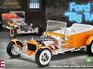 Revell 1/8 1924 Ford 'T' Big Tub 2 'n 1