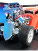 '33 Ford Coupe Hot Rod - Orange