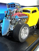 '33 Ford Coupe Hot Rod - Yellow