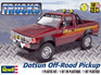 Revell 1/24 Datsun Off-Road Pickup Truck