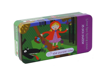 The Purple Cow 35 Piece Fairy Tale Puzzle:  Little Red Riding Hood