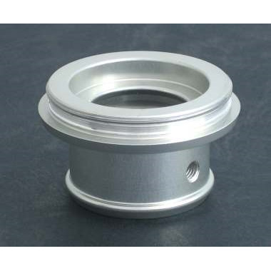 35mm Inlet Hose Adaptor for Stealth FX, Deceptor Pro and Respons TMS Valves - GFB 5335