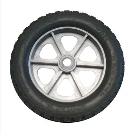 """38 cm (15"""")  Polyurethane Foam Tuff-Tyre Wheel"""