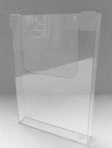 39613 - A3 Single Pocket, Potrait, Wall Mounting