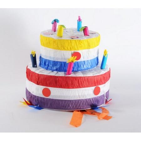 3D cake pinata