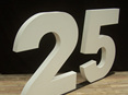 3D Letters and Numbers