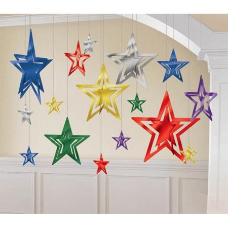 3d star decorating kit