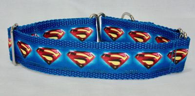 3D Superman Collar