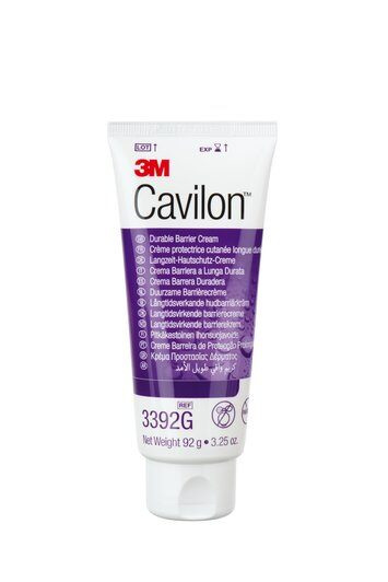 3M Cavilon Barrier Cream Fragrance Free