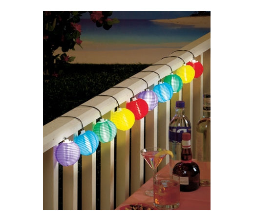 Light Bulb String Lights Nz : 3m Color Solar Mini Lanterns String Lights - Cool White - Party Lights Company
