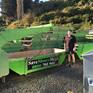 3m Green Waste Skip