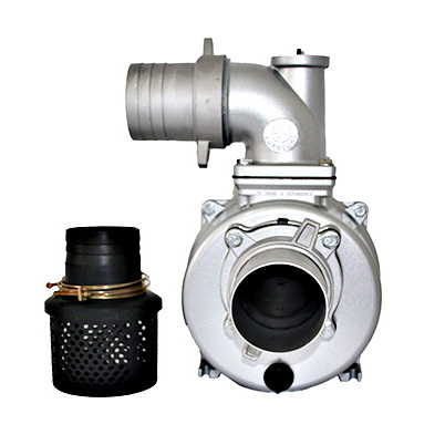 """4"""" fresh water pump for an engine with a 1""""keyway  shaft"""