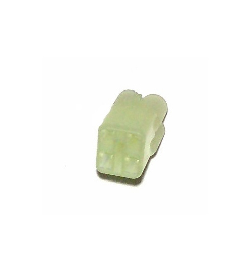 4 way connector natural nylon