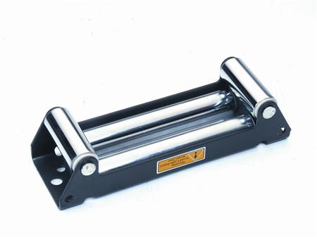4 Way Roller Fairlead - Stainless
