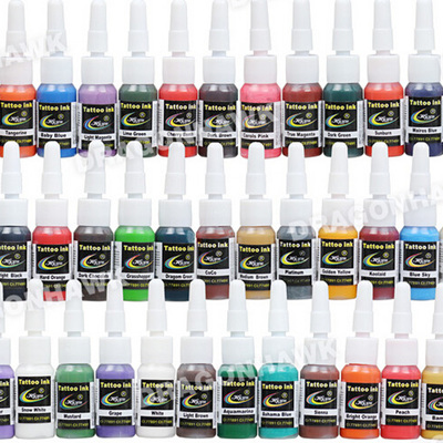 40 Bottles 40 Color 5ml each